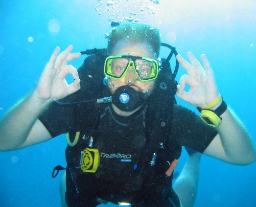 Dykning som yrke